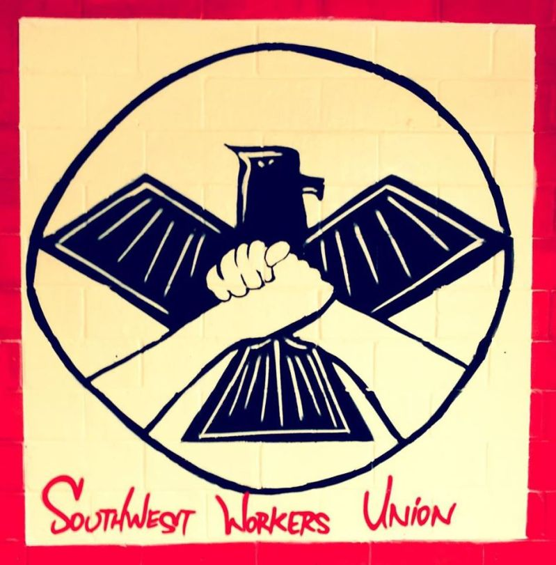 Interview with Southwest Workers Union Youth Organizer Carina Woody